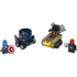 LEGO DC Vs. Marvel Mighty Micros: Captain America Vs. Red Skull (76065): Image 3