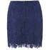 Sportmax Code Women's Corea Mini Skirt - Navy: Image 2