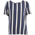 Selected Femme Women's Nanina Top - Stripe: Image 1