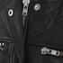 Selected Femme Women's Isabello Leather Jacket - Black: Image 3