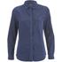 Selected Femme Women's Selma Denim Shirt - Dark Blue Denim: Image 1