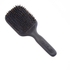 Kent AH13G AirHeadz Medium Pure Bristle Paddle Hair Brush - Black: Image 1