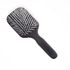 Kent AH9G AirHeadz Medium Fine Pin Cushioned Hair Brush - Black: Image 1