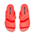 Melissa Women's Cosmic 15 Double Strap Slide Sandals - Coral: Image 2