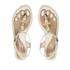 Vivienne Westwood for Melissa Women's Solar Sandals - Ivory Orb: Image 2