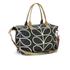 Orla Kiely Women's Stem Zip Holdall Bag - Black: Image 2