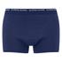 Bjorn Borg Men's Seasonal Basic 3 Pack Boxer Shorts - Beet Red: Image 5