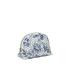 Loeffler Randall Women's Large Perforated Cosmetic Bag - Porcelain Print: Image 2