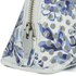 Loeffler Randall Women's Large Perforated Cosmetic Bag - Porcelain Print: Image 3
