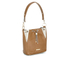 Dune Dezza Bucket Bag - Tan: Image 2