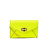 Diane von Furstenberg Women's Gallery Bitsy Small Leather Cross Body Bag - Yellow: Image 1