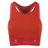 adidas Women's Stella Sport Gym Bra - Orange: Image 1