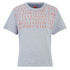 adidas Women's Stella Sport Gym Print T-Shirt - Grey: Image 1