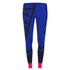adidas Women's Stella Sport Gym Logo Tights - Blue: Image 1