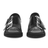 Opening Ceremony Women's Mirror Leather Double Strap Sandals - Black: Image 4