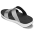 FitFlop Women's Loosh Slide Sandals - Silver: Image 4