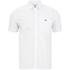 Vivienne Westwood MAN Men's Tartan Krall Short Sleeve Shirt - White: Image 1