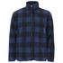 Our Legacy Men's Funnel Neck Jacket - Polarfleece Check: Image 1