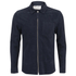 Our Legacy Men's Suede Zip Shirt - Navy: Image 1