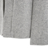 Lavish Alice Women's Felt Cape Coat - Grey: Image 5