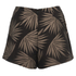 Finders Keepers Women's Sound Resound Shorts - Black Palm: Image 3