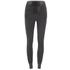 Wildfox Women's Football Sweats Sweatpants - Dirty Black: Image 1