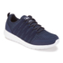 Crosshatch Men's Primeval Trainers - Dress Blue: Image 4