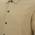 Universal Works Men's Slub Japanese Cotton Uniform Shirt - Camel: Image 3