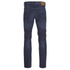 BOSS Orange Men's Orange 63 Denim Jean - Dark Rinse: Image 2