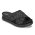 Ash Women's Secret Glitter Slide Sandals - Black/Black/Black: Image 3