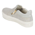 Ash Women's Jordy Puff/Nappa Wax Flatform Slip-On Trainers - Marble: Image 5