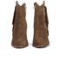 Ash Women's Isha Suede Heeled Cowboy Boots - Sigaro: Image 4