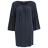 VILA Women's Alantata Long Sleeve Tunic Dress - Total Eclipse: Image 1