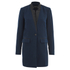 VILA Women's Want Longline Blazer - Total Eclipse: Image 1