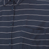 VILA Women's Very Short Sleeve Striped Shirt - Total Eclipse: Image 3