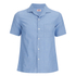 Arpenteur Men's Pyjama Short Sleeve Shirt - Blue Pique: Image 2