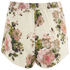 VILA Women's Flourish Spring Shorts - Pristine: Image 2