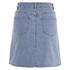 VILA Women's Lagos Denim Skirt - Light Blue Denim: Image 2