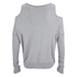 VILA Women's Count Cold Shoulder Jumper - Light Grey Melange: Image 2