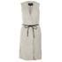VILA Women's Summy Waistcoat - Sandshell: Image 1