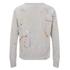 Polo Ralph Lauren Women's Paint Splatter Sweatshirt - Grey: Image 2