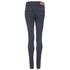 Polo Ralph Lauren Women's Tompkins Hi Rise Jeans - Lorrie Wash: Image 2