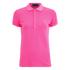 Polo Ralph Lauren Women's Julie Polo T-Shirt - Fuchsia: Image 1