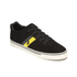 Polo Ralph Lauren Men's Hanford II Perforated Suede Trainers - Black: Image 4