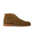 Polo Ralph Lauren Men's Carsey Suede Desert Boots - Snuff: Image 1