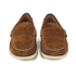 Polo Ralph Lauren Men's Bjorn Suede Loafers - New Snuff: Image 4