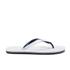 Polo Ralph Lauren Men's Whittlebury Flip Flops - White/ Newport Navy: Image 2