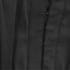 T by Alexander Wang Women's Stretch Poly Satin Wide Bandeau Bralette - Black: Image 3