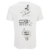 Paul Smith Jeans Men's Back Print T-Shirt - White: Image 2