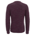 Paul Smith Jeans Men's Chunky Crew Neck Knit Jumper - Damson: Image 2
